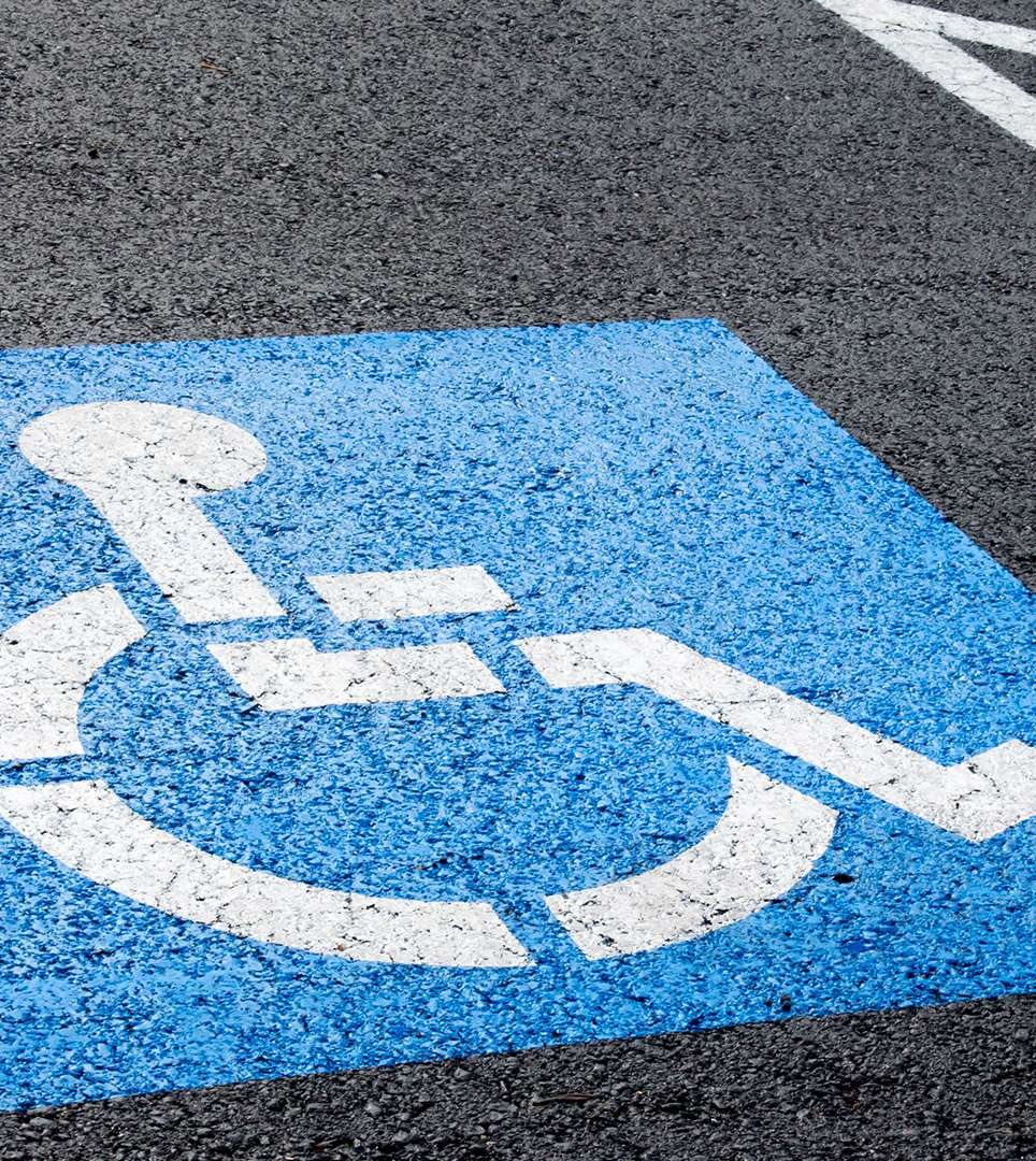 THE HOLIDAY INN EXPRESS MOUNTAIN VIEW CARES ABOUT ACCESSIBILITY