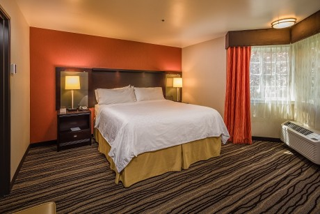 Welcome To Holiday Inn Express Mountain View Palo Alto - Executive Suite