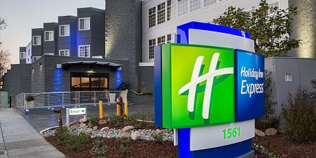 Welcome To Holiday Inn Express Mountain View Palo Alto - Welcome To The Holiday Inn Express Mountain View - Palo Alto